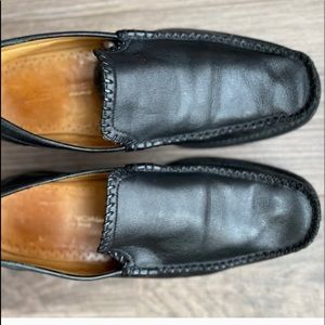 11 BALENCIAGA Men's Leather Driving Loafer